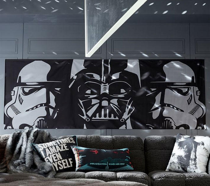 Star Wars Panoramic Wall Mural