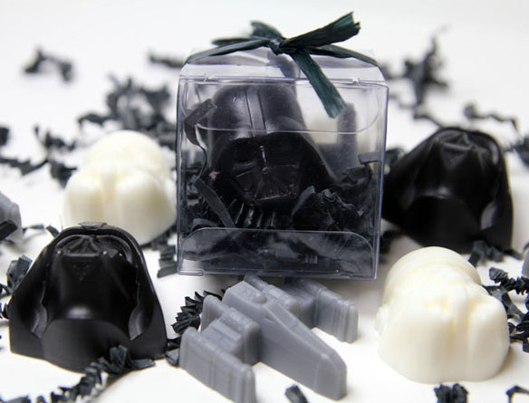 Star Wars Party Favor Soap
