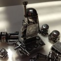 Star Wars Pewter LEGO Minifigures