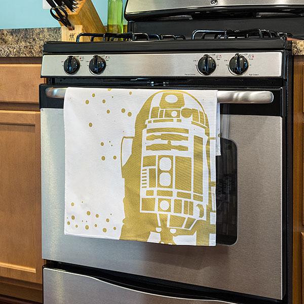 Star Wars Kitchen: Star Wars Pinache Kitchen Towels