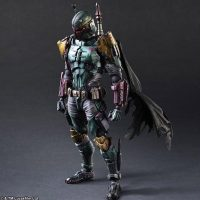 Star Wars Play Arts Kai Boba Fett Variant Figure