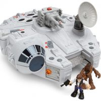 Star Wars Playskool Millennium Falcon Set