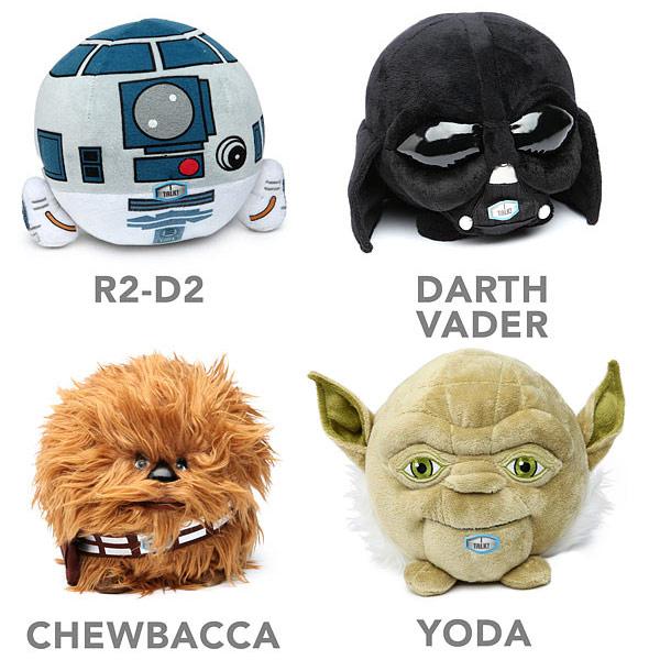 Star Wars Plush Ball Toys