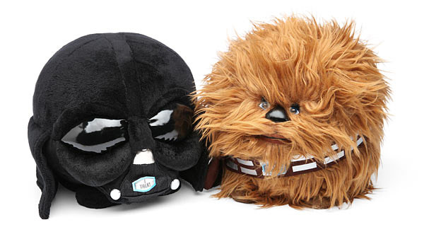Star Wars Plush Balls