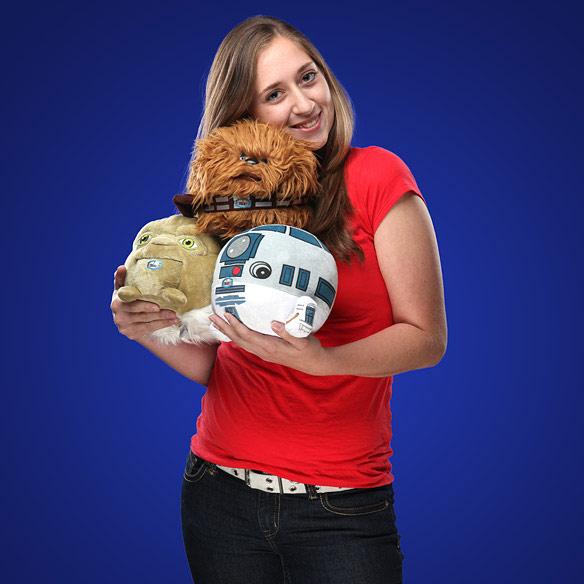 Star Wars Plush Toys