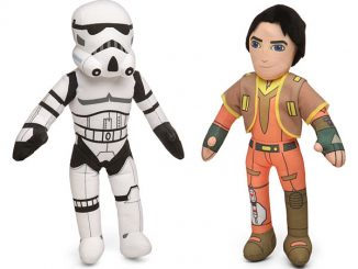 Star Wars Plushes