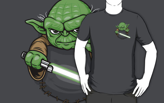 Star Wars Pocket Jedi Shirt
