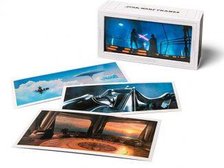 Star Wars Postcards
