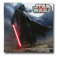 Star Wars Premium 2015 Calendar