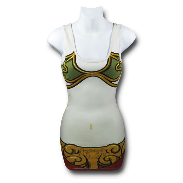 Star Wars Princess Leia Costume Tank Top