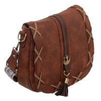 Star Wars Princess Leia Endor Saddlebag Purse
