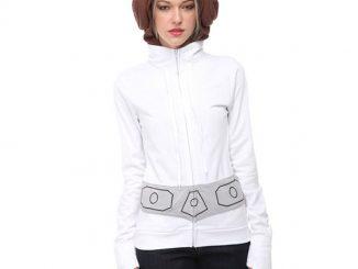 Star Wars Princess Leia Hoodie