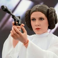 Star Wars Princess Leia Sixth-Scale Figure