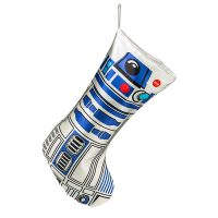 Star Wars Printed R2-D2 Christmas Stocking with Sound