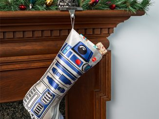 Star Wars Printed R2-D2 Stocking with Sound
