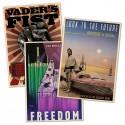 Star Wars Propaganda 8x10 Post Card Set