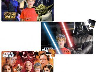 Star Wars Puzzleshots