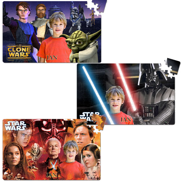 Star Wars Puzzleshots