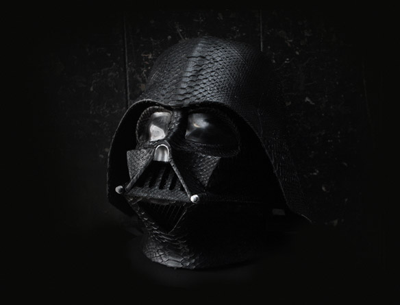 Star Wars Python Darth Vader Mask