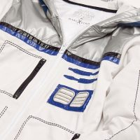 Star Wars R2 Bot D2 It Track Jacket by Marc Ecko