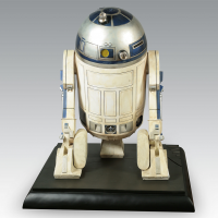 Star Wars R2-D2 1-1 Scale Life-size Statue Back