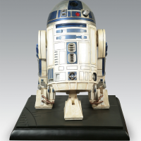 Star Wars R2-D2 1-1 Scale Life-size Statue Front