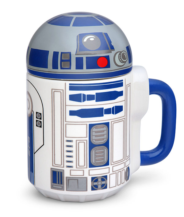 Star Wars R2-D2 20oz Lidded Mug
