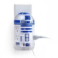 Star Wars R2-D2 AC USB Power Station