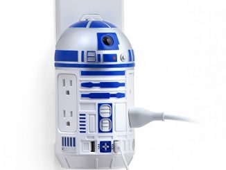 Star Wars R2-D2 AC USB Power Station