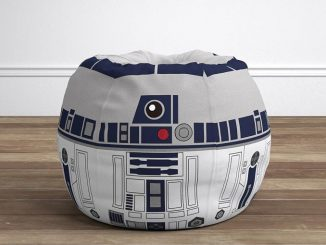 Star Wars R2-D2 Anywhere Beanbag