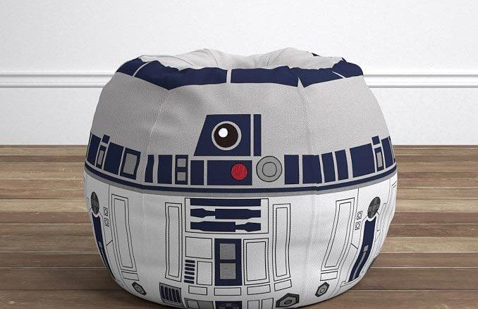 Star Wars R2-D2 Anywhere Beanbag