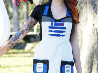 Star Wars R2-D2 Apron Costume
