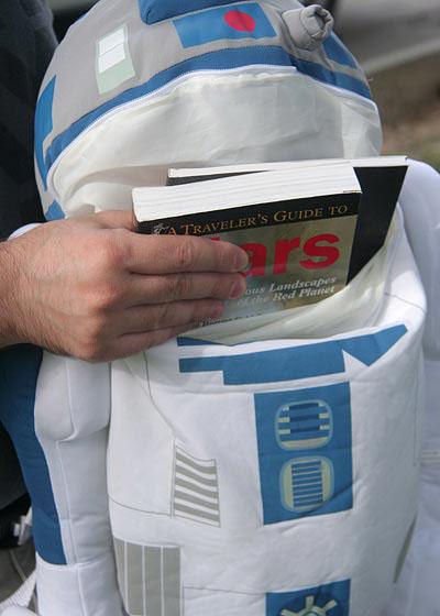 Star Wars R2-D2 Backpack