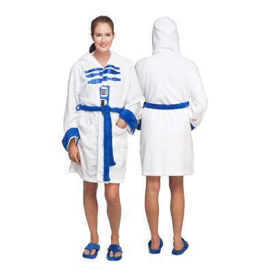 Star Wars R2-D2 Bath Robe Spa Set