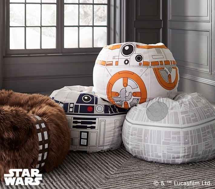 Star Wars R2 D2 Anywhere Beanbag