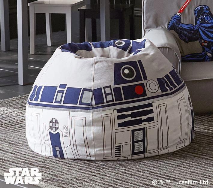Marvelous Star Wars R2 D2 Anywhere Beanbag Uwap Interior Chair Design Uwaporg