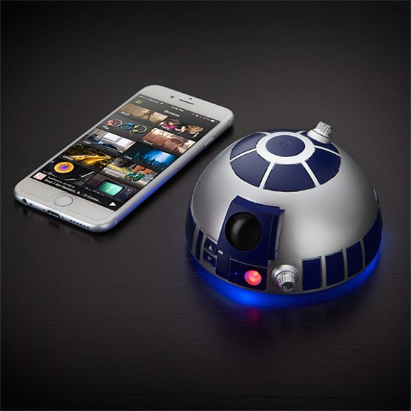 Star Wars R2-D2 Bluetooth Speakerphone