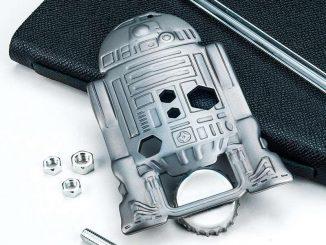 Star Wars R2 D2 Bottle Opener Multi Tool