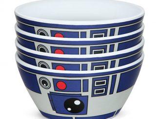 Star Wars R2-D2 Bowls - Set of 4