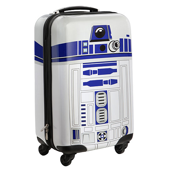 Star Wars R2-D2 Carry On Luggage