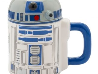 Star Wars R2-D2 Ceramic Sculpted Mug