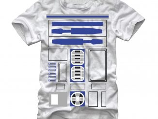 Star Wars R2-D2 Costume T-Shirt
