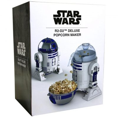 Star Wars R2 D2 Deluxe Popcorn Maker Box