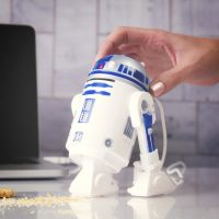 Star Wars R2-D2 Desk Vac