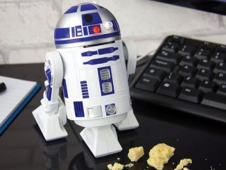 Star Wars R2 D2 Desk Vacuum