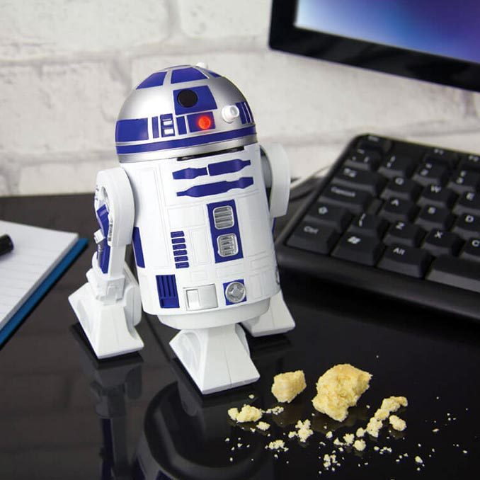 Star Wars R2-D2 Desk Vacuum