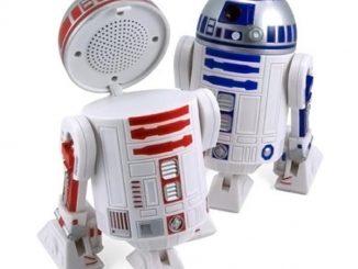 Star Wars R2-D2 Desktop Speakers