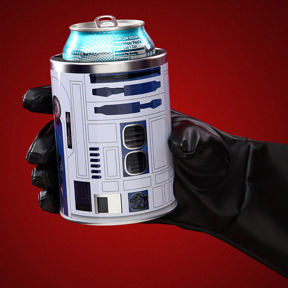 Star Wars R2 D2 Drink Cooler