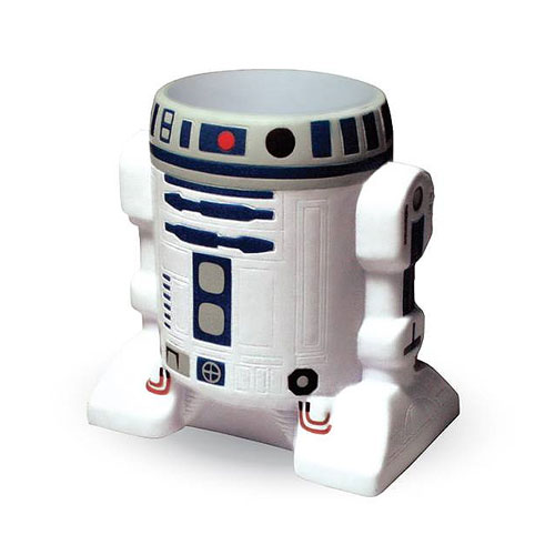 Star Wars R2-D2 Formed Foam Can Hugger