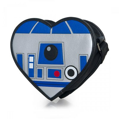 Star Wars R2-D2 Heart Crossbody Bag